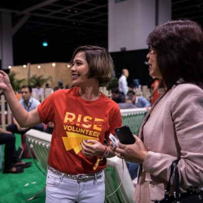We are in love with RISE Conference & these Travel Startups