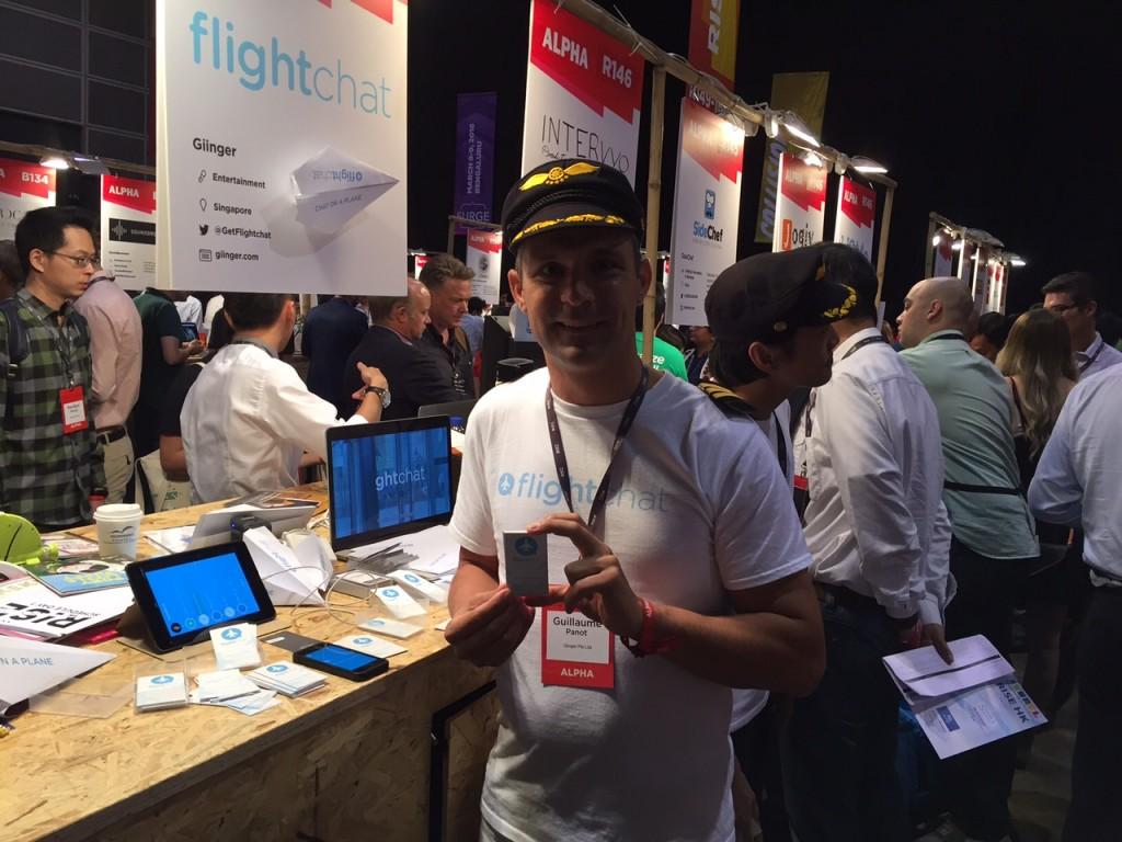 FlightChat rise summit