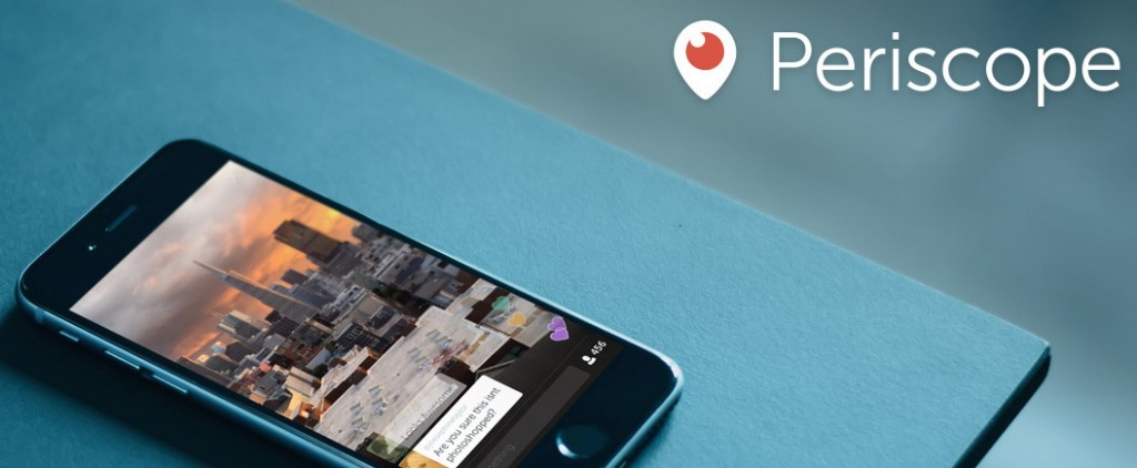 Travel Marketing with Periscope