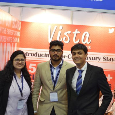 TravHQ Talks: Ankita Sheth, Co-Founder, Vista Rooms