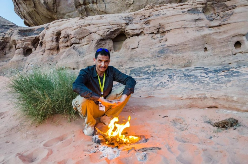 Adnan Desi Traveller Petra