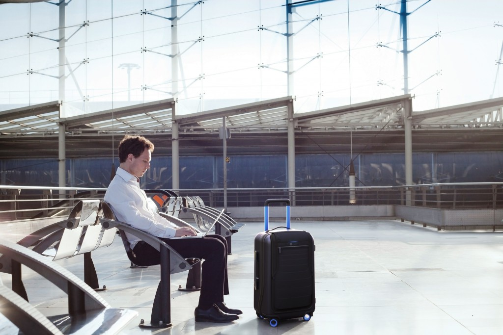 Bluesmart lugggage