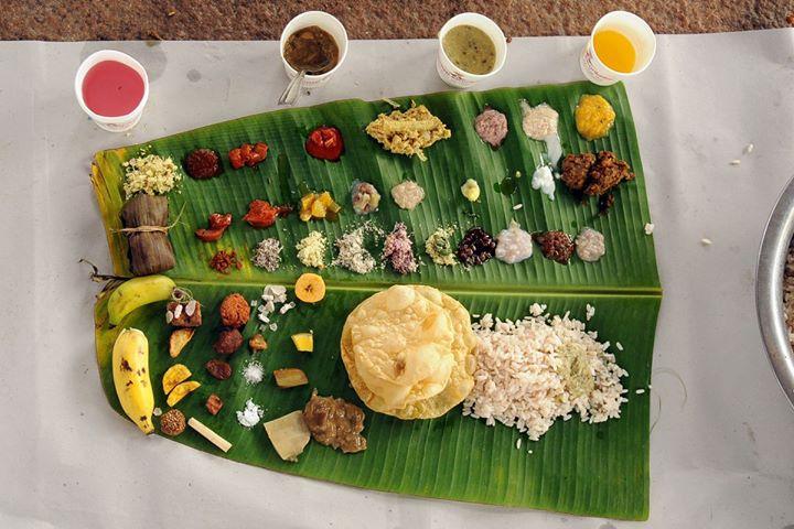Kerela Food