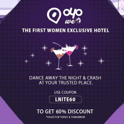 In yet another disruptive move, OYO Rooms launches OYO WE – Women's Exclusive Hotels