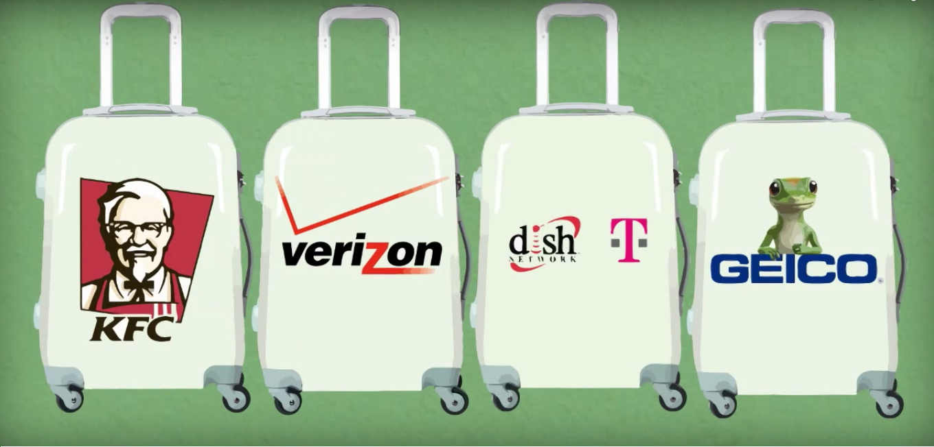 Orion Travel Tech Luggage