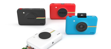 Polaroid Snap: A brand new 10 MP instant digital camera
