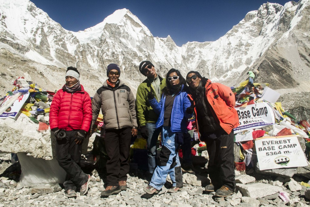 Rutavi Mehta everest trek world tourism day
