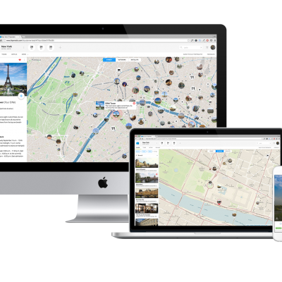 Tripomatic makes trip planning easier with smart maps