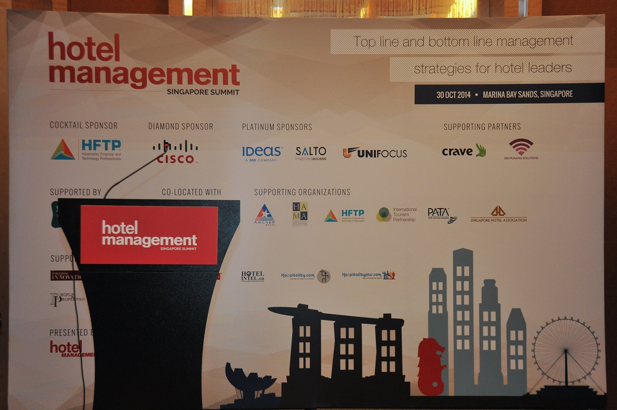 Why Hotel Marketers can't miss Hotel Management Singapore ...