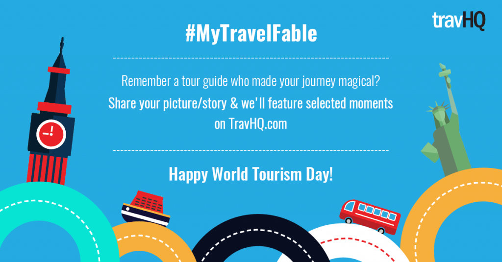 travHQ #mytravelfable twitter chat