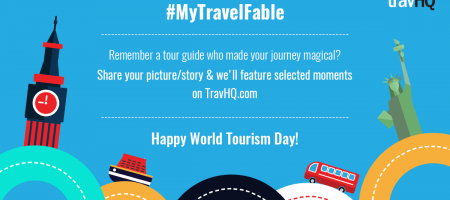 #MyTravelFable- An initiative to thank the real travel maven