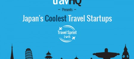 Travel Sprint: Our Pick of Japan's 10 Coolest Travel Startups
