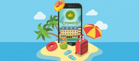 Crown it eases your weekend getaway plans and bookings!