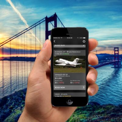 JetSmarter App: The Uber for private jets