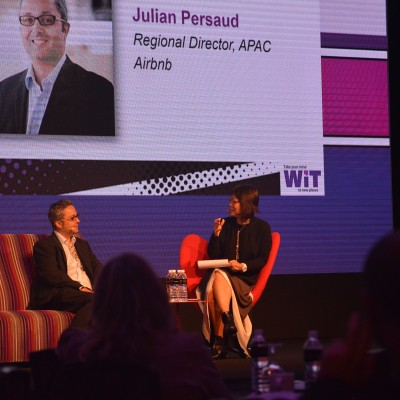 """""""We have a lot to learn from the hotels""""- Julian Persaud, Regional Director, APAC, Airbnb"""