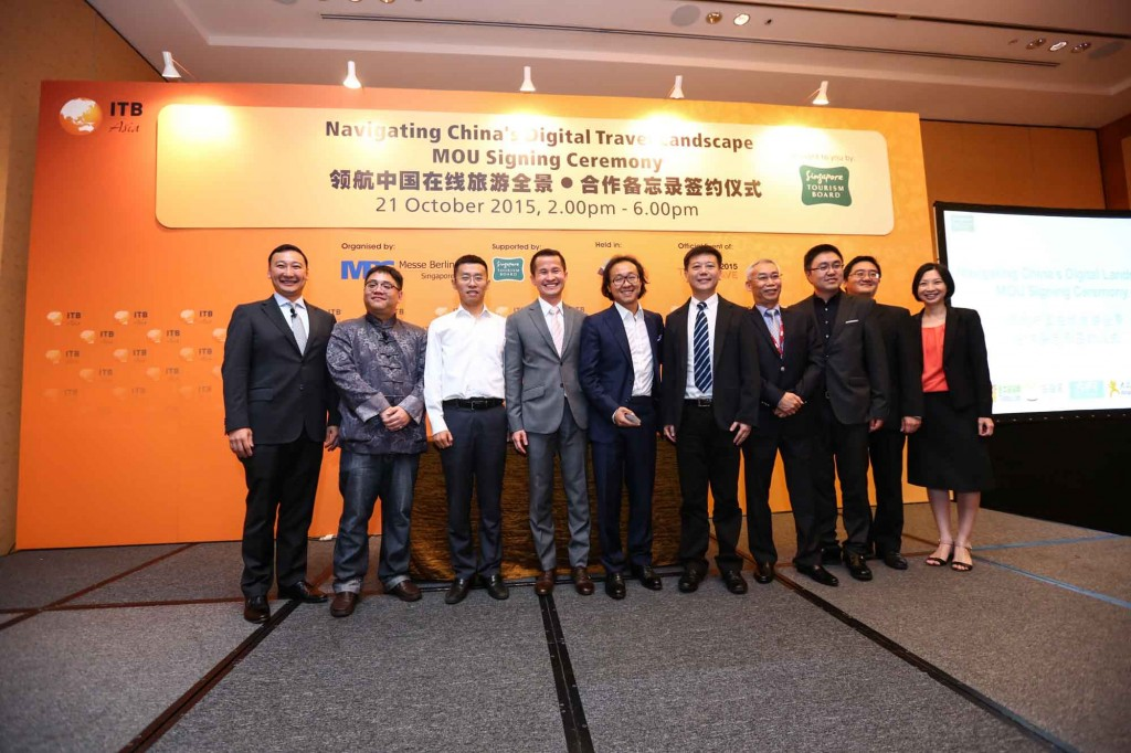 STB China MOU signing ceremony photos