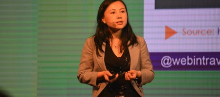 """What we want to do is: Innovation, Innovation and Innovation"" – Sherri Wu"