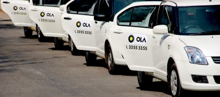 China's Didi Kuaidi backs Ola, competes against Uber in India