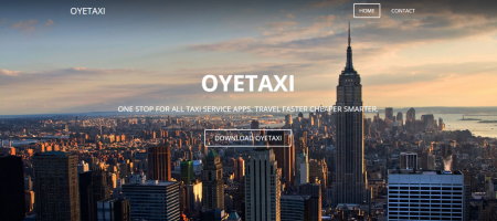OyeTaxi, an aggregator for the cab aggregators in India