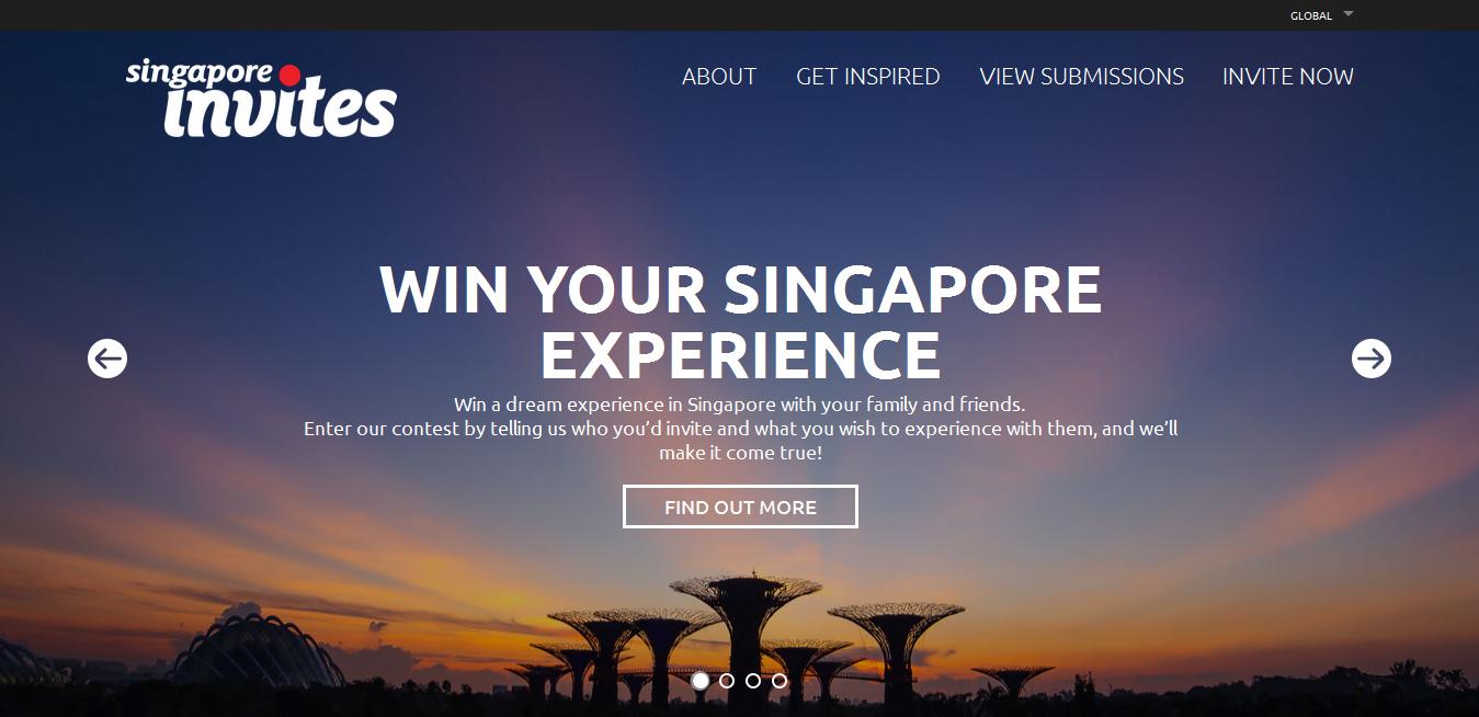 SIngapore Invite Contest