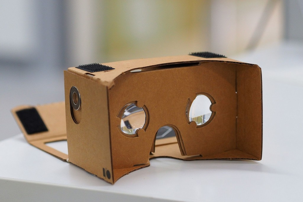 google cardboard youtube featured