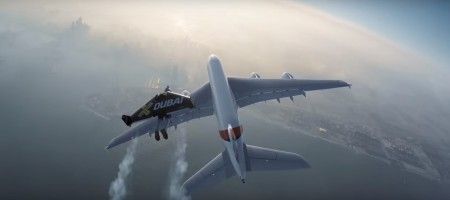 Terrifying or Amazing? What do you think of this video by Emirates?