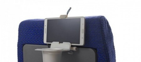 The Airhook: A unique gadget that offers more legroom during air travel
