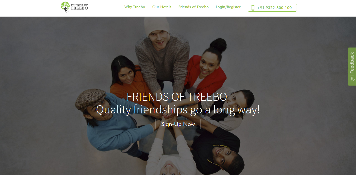 Friends of Treebo