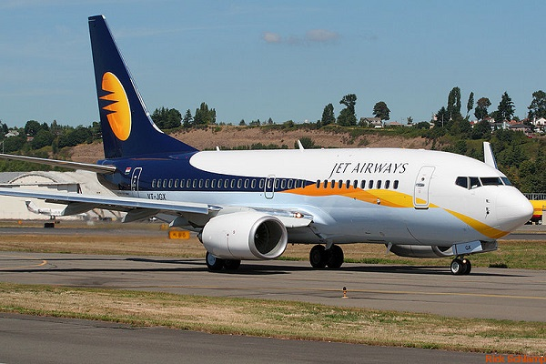Jet Airways Wikimedia
