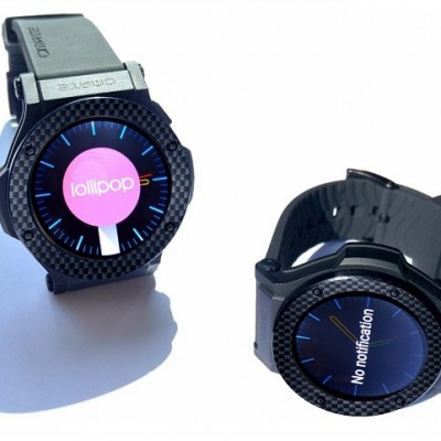 Omate partners with Indiegogo for a 3G-compatible smartwatch