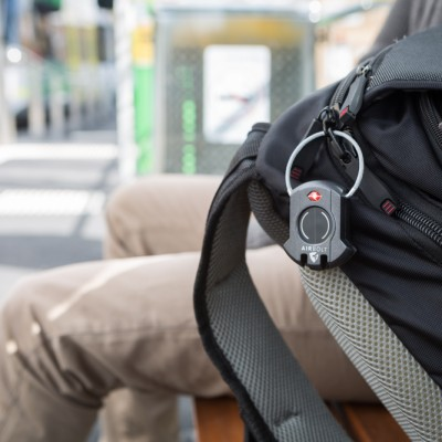 AirBolt turns your suitcase into a smart suitcase