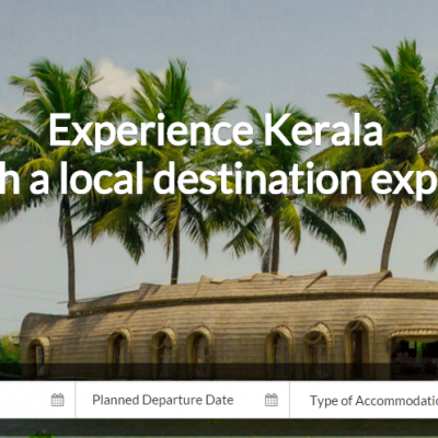 JoyRoutes lets you plan the perfect Kerala holiday