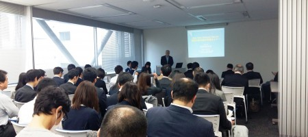 TKS held seminar in Japan on how to attract more Hong Kong tourists