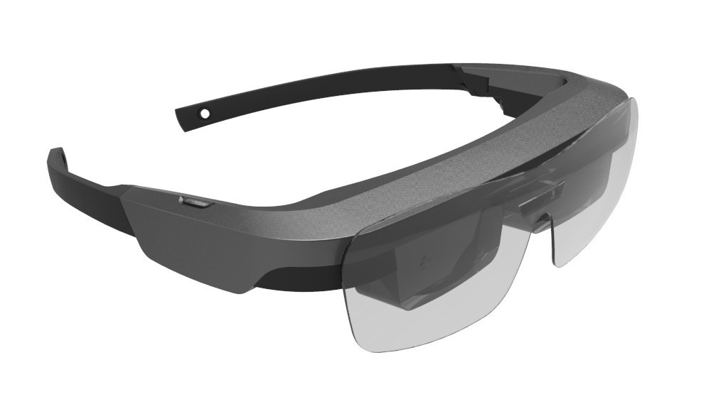 wearable 2 vu-t hmd