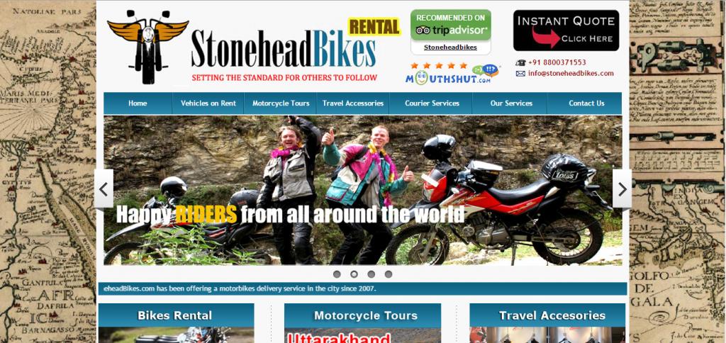 stonehead rentals