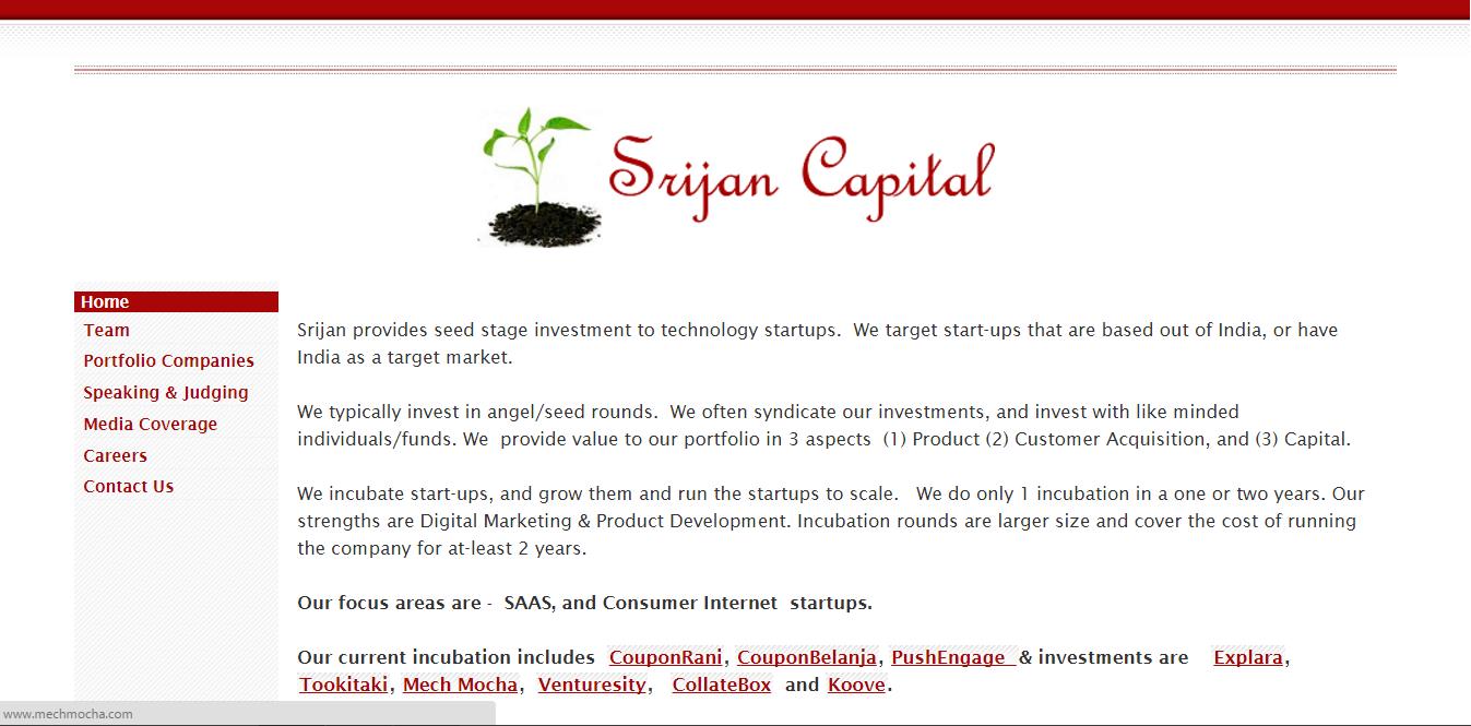 Srijan capital