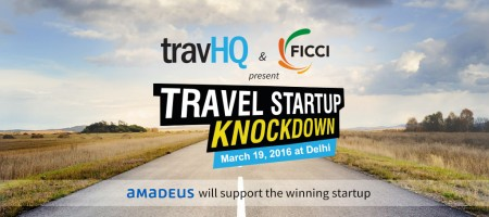 Presenting the second Startup Knockdown in association with FICCI and Amadeus
