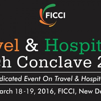 "FICCI to host ""Travel & Hospitality Tech Conclave"" on March 18-19"