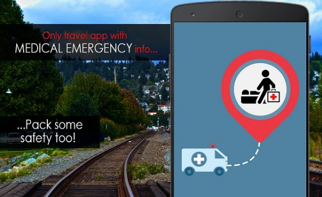 Travel App Medical