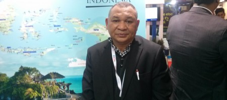 """Indonesia is expecting 350,000 arrivals from India this year""-Vinsensius Jemadu, Director, APAC Tourism Promotion for Indonesia"
