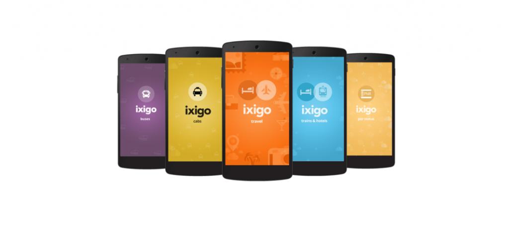Ixigo app