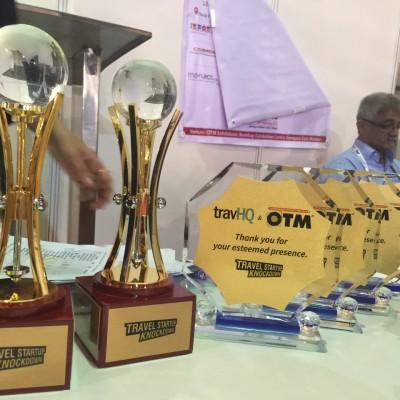 Fxkart and Tramily emerge as winners at the first Travel StartupKnockdown in OTM, Mumbai