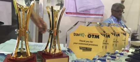 Fxkart and Tramily emerge as winners at the first Travel StartupKnockdown in OTM, Mumbai