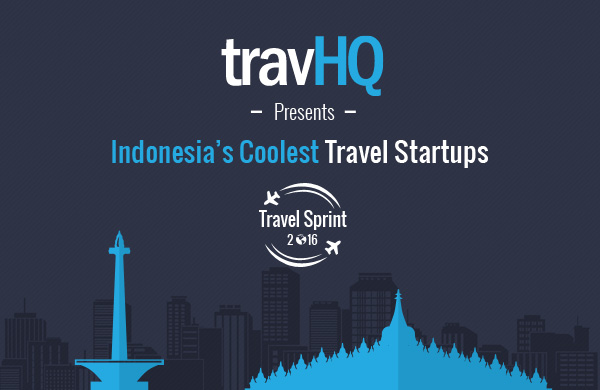 Travel Sprint: Our pick of Indonesia's 10 coolest travel startups