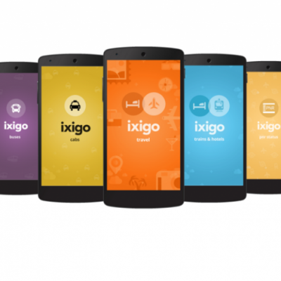 ixigo launches ixibook, partners with Cleartrip and OYO Rooms