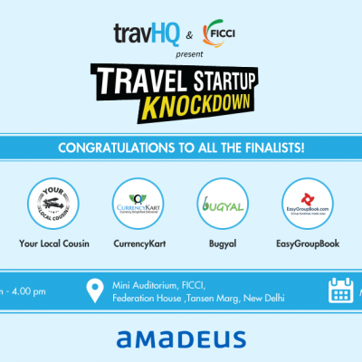 Here are the finalists for Startup Knockdown Delhi