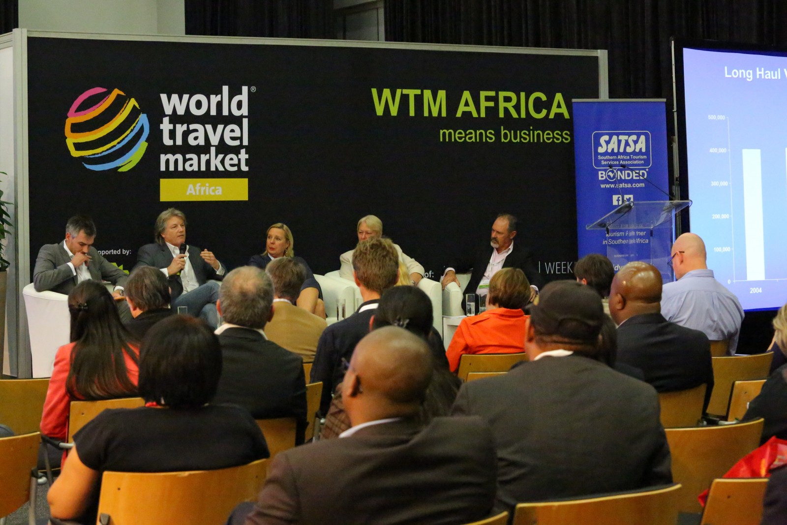 WTM Africa 2015,Cape Town,South Africa - Conference Theatre