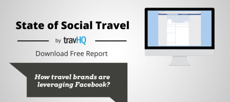 Free report: Facebook Marketing Analysis of 25 travel brands in India