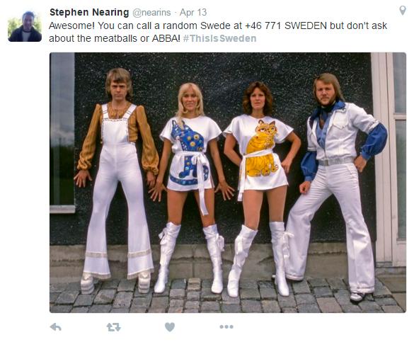 call a swede