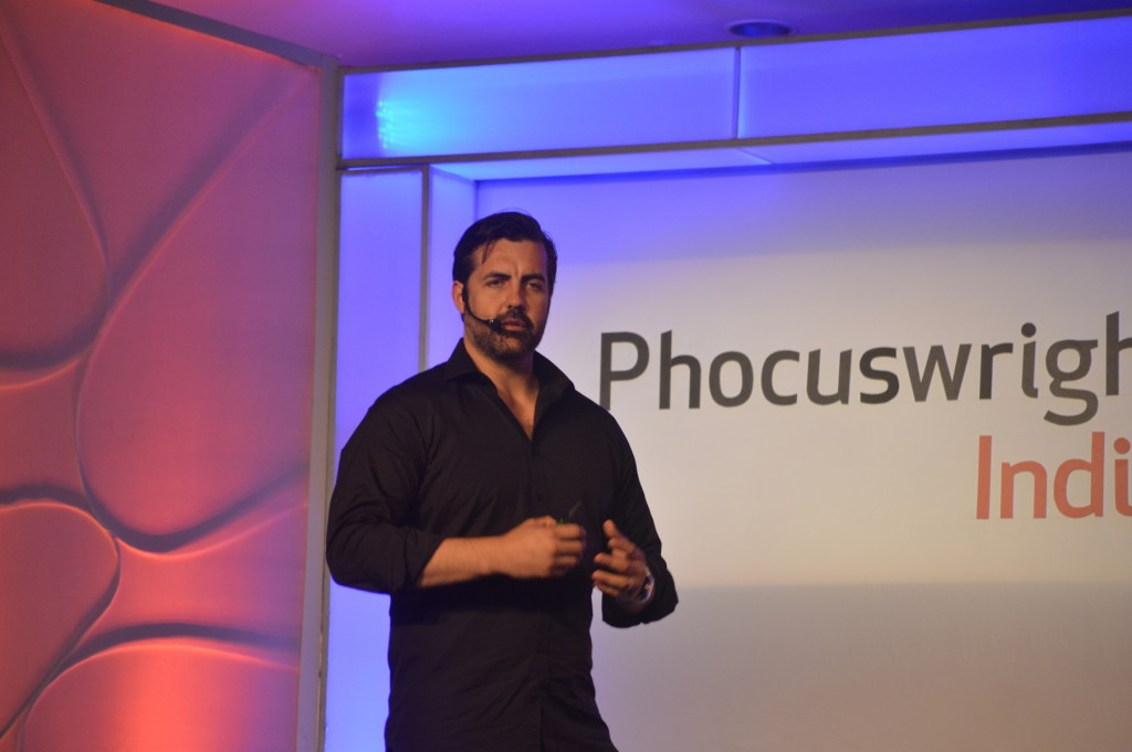 Lee McCabe, Global Head of Travel, Facebook at Phocuswright India